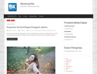 bandungkita.com screenshot