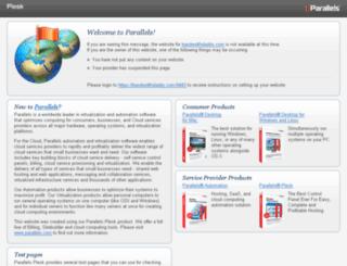 bandwidthdaddy.com screenshot