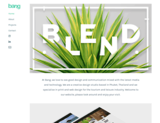 bang-ideas.com screenshot