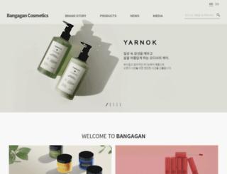 bangacos.com screenshot