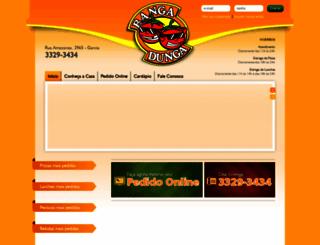 bangadunga.com.br screenshot