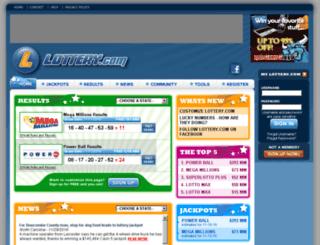 bangalakshm30.10.2015i.lottery.com screenshot