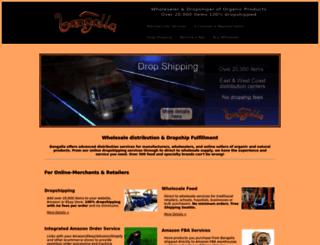 bangalladistribution.com screenshot