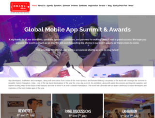 bangalore2016.gmasa.org screenshot
