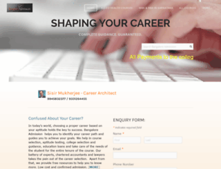 bangaloreadmission.com screenshot