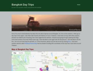 bangkok-daytrips.com screenshot
