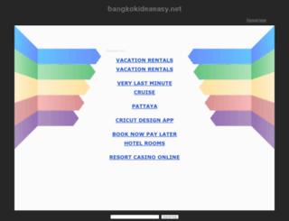 bangkokideaeasy.net screenshot