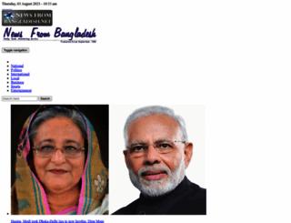 bangladesh-web.com screenshot