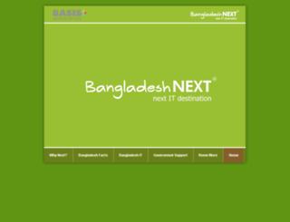 bangladeshnext.com screenshot