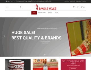 banglehouse.com screenshot