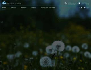 bangormedia.com screenshot