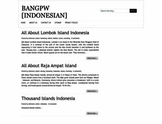 bangpw.blogspot.com screenshot