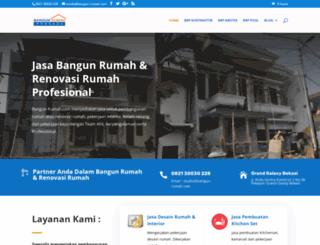 bangun-rumah.com screenshot