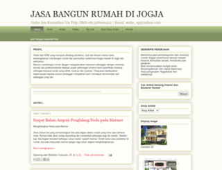 bangunrumahjogja.blogspot.com screenshot