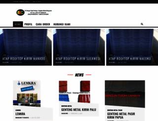 banguntujuhcahaya.com screenshot