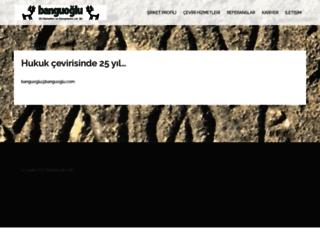 banguoglu.com screenshot