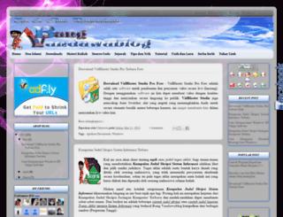 bangvandawablog.blogspot.com screenshot