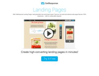 banhang.getresponsepages.com screenshot