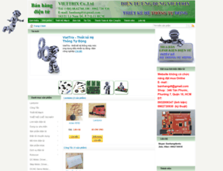banhangdientu.com screenshot