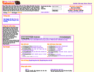 banhtrungthu2013.blogtiengviet.net screenshot