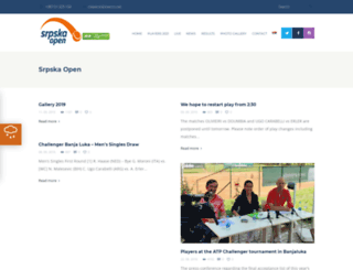 banjaluka-challenger.com screenshot