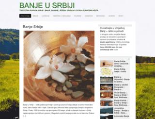 banjeusrbiji.com screenshot