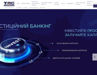 bank-bs.com screenshot