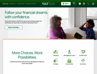 bank.mtb.com screenshot