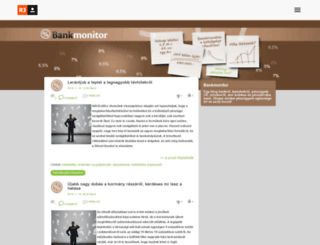bank.reblog.hu screenshot
