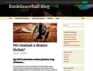 bankdancehall.hu screenshot