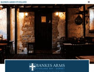 bankesarms.com screenshot