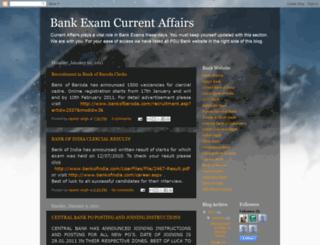 bankexamca.blogspot.com screenshot