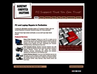 bankfootcomputersolutions.com screenshot