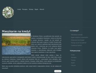 banki-kredytowe.pl screenshot