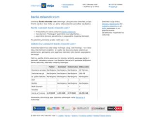 banki.mlsendir.com screenshot