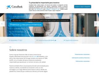 bankia.com screenshot