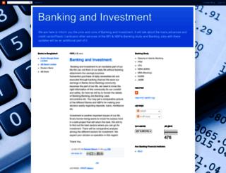 bankingcommunity.blogspot.com screenshot