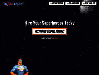 bankingjobs.myjobhelper.com screenshot