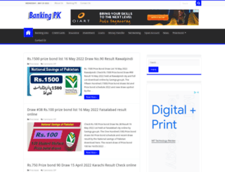 bankingpk.com screenshot