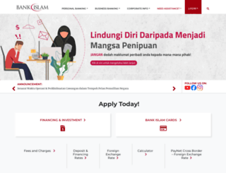bankislam.com.my screenshot