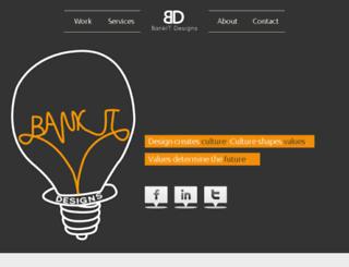 bankit-designs.co.uk screenshot
