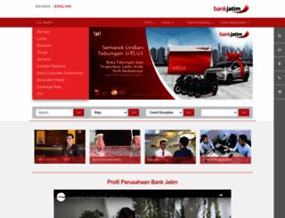 bankjatim.id screenshot