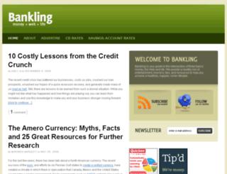 bankling.com screenshot