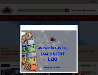 bankofalbania.org screenshot