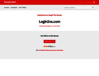 bankofamerica.loginins.com screenshot