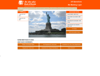 bankofbaroda-usa.com screenshot