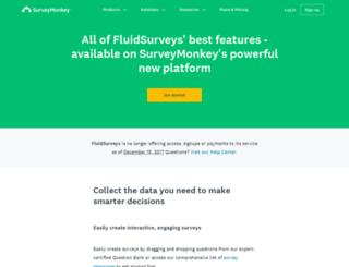 bankofcanada.fluidsurveys.com screenshot