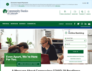 bankofchoiceonline.com screenshot