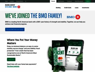 bankofthewest.com screenshot