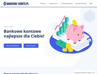 bankowe-konto.pl screenshot